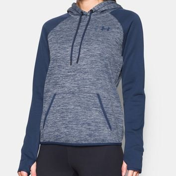 Women's UA Storm Armour® Fleece Icon Twist Hoodie | Under Armour US