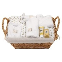 Burts Bees Baby Essentials Take Me Home Basket