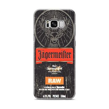 jagermeister raw Samsung Galaxy S8 | Galaxy S8 Plus case