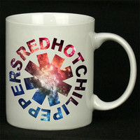 Red Hot Chili Peppers Galaxy For Ceramic Mugs Coffee *