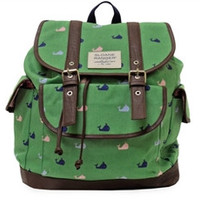 windsor whale slouch backpack.