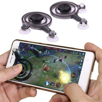 Mobile Joystick Game Touch Screen Joypad Pad Controller For iPhone Android