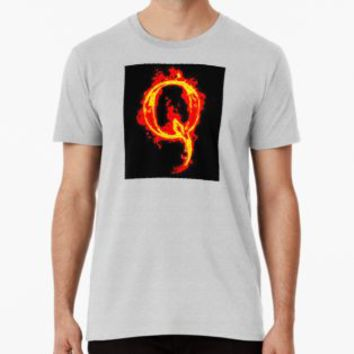 'FLAMING Q ANON GIFTS' by EmilysFolio
