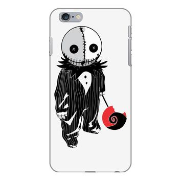 creepy doll trick or treat iPhone 6/6s Plus Case