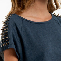 Bowser Spiked Sweater $36