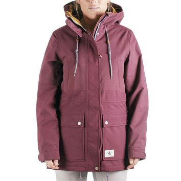 Holden Shelter Parka - Women's