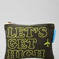 Urban Outfitters - Flight 001 Canvas Makeup Bag