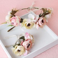2pc flower set