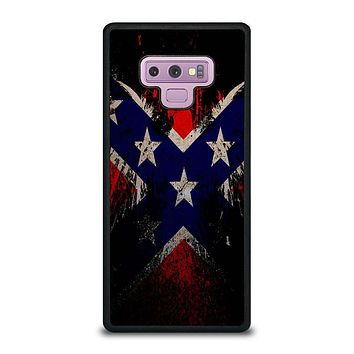 BROWNING REBEL FLAG Samsung Galaxy Note 9 Case Cover