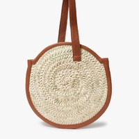 Parme Marin / Tadlak Small Bag in Palm/Brown