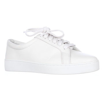 MICHAEL Michael Kors Valin Runway Casual Sneakers - Optic White
