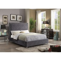 Jefferson Upholstered Platform Bed