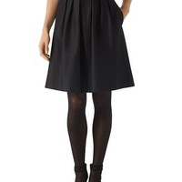 White House | Black Market Taffeta Skirt