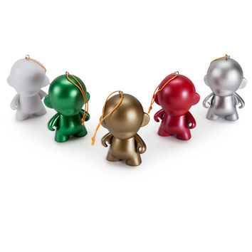 2015 DIY Munny Ornaments