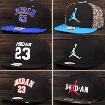 MDIGONT AIR JORDAN MEN WOMEN SNAPBACK HAT BASEBALL CAP HIP-HOP