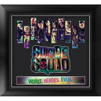 Suicide Squad Limited Edition Framed Movie Art