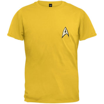 Star Trek - Command Uniform Youth Costume T-Shirt