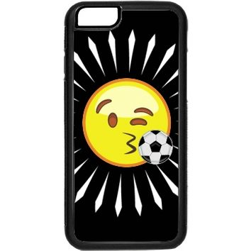 Emoji Soccer Phone Case