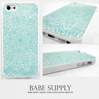 Mandala  iphone 4 case iphone 4s case iphone 5 case by BabeSupply