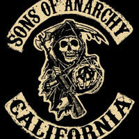 Sons Of Anarchy Poster #02 24x36