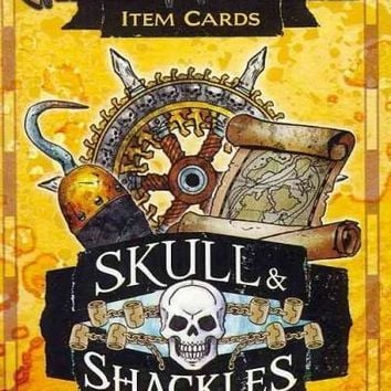Skull and Shackles (Gamemastery Item Cards)