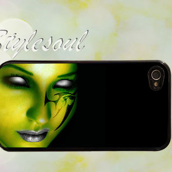 Green eyes iPhone 4 Case, iPhone 4s Case, iPhone 5 case
