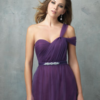 Allure 1431 Convertible Soft Tulle Bridesmaid Dress