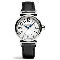 Coach :: New Madison Stainless Steel Watch