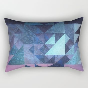 rough tymes Rectangular Pillow by Ducky B