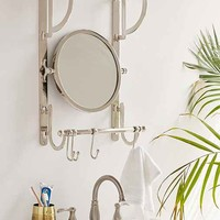 Railway Towel And Mirror Rack
