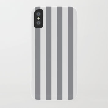 Vertical Grey Stripes by CoolFunAwesomeTime