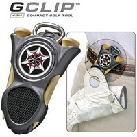 ProActive G-Clip 4-in-1 Golf Tool (Ball Marker Design May Vary)