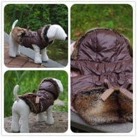 Dog Winter Warm Coat Jacket Puppy Clothes Pet Clothing Dog Hot Apparel Costume = 1932769284