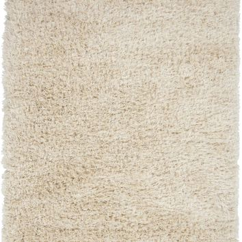 Rhapsody Shag Area Rug Neutral