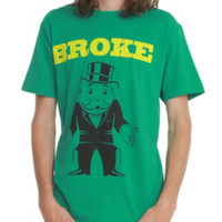 Monopoly Broke T-Shirt