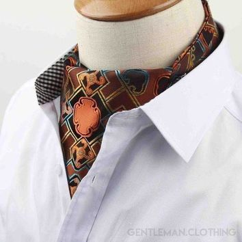 Men's Gentleman Collection Ascot/Cravat Tie Day-First™