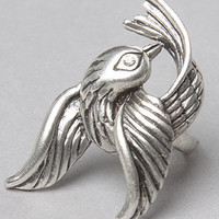 The Bird Ring in Silver : *Accessories Boutique : Karmaloop.com - Global Concrete Culture