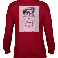 'Load Up & Leave' Long Sleeve