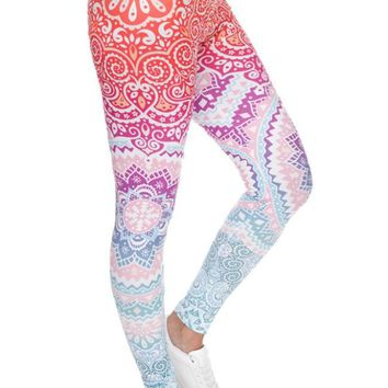 Carly Ombre Leggings