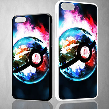 Amazing Pokemon Ball WALLPAPER Y0365 iPhone 4S 5S 5C 6 6Plus, iPod 4 5, LG G2 G3 Nexus 4 5, Sony Z2 Case