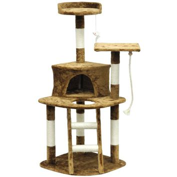Honeycutt Light Weight Economical Cat Tree