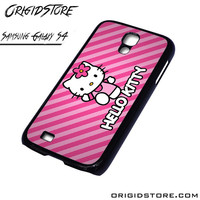 hello kitty pink hello kitty For Samsung S4 Case Ali