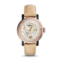 Original Boyfriend Automatic Sand Leather Watch