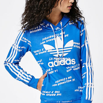 adidas EQT New York Slim Pullover Hoodie at PacSun.com