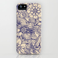 Circle of Friends iPhone & iPod Case by Micklyn