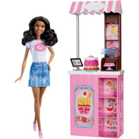 Mattel African American Barbie Career Doll Assortment