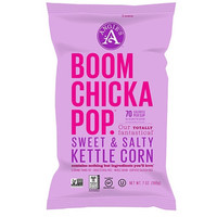 Angie's Boom Chicka Pop Sweet & Salty Popcorn 7 oz Bags - Pack of 12