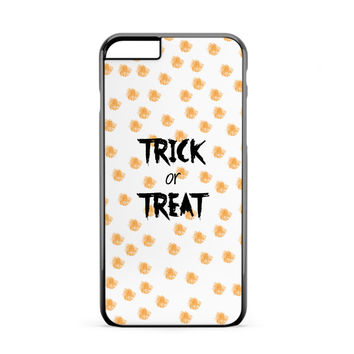 Trick or Treat Halloween iPhone 6s Plus Case