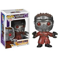 Funko Marvel Pop! Marvel Guardians of the Galaxy Vinyl Figure, Star Lord - Walmart.com