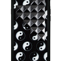 Yin Yang Black Pyramid iPhone 6/6s Case